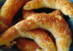 Bread Recipes, Cooking Recipes, Croissant Bread, Hungarian Recipes, Bread Rolls, Main Dishes, Healthy Living, Bakery, Food And Drink