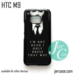 My Chemical Romance Lyrics 2 Phone Case for HTC One M9 case and other HTC Devices