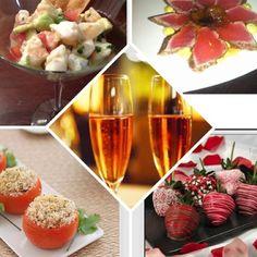 Ideas para una cena deliciosa y fácil de preperar con la vas a deleitar a esa persona especial el día de #SanValentin. 1⃣ceviche con tostones servidos en una copa de martini. 2⃣Atún abrasado. 3⃣tomates rellenos con  cous con almendras y hierbaas aromátizadas. 4⃣ Fresas con chocolate 5⃣ espumante de tu preferencia. #menú #tipsdecamila #sanvalentin #hogar #cena #food #foody #ceviche #atunabrasado #tomaterellenosconcoucous #fresasconchocolate y #espumante #Padgram