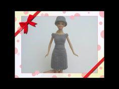 Barbie's - Shell Stitch Dress - YouTube