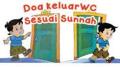 Doa keluar WC sesuai Sunnah kid Series