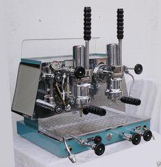 Unusual Vintage Lever Espresso Machine