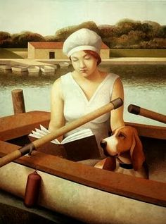 Fabio Hurtado, strong diagonal and horizontal lines, breaking the spatial plane.