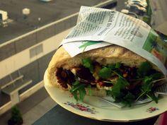 ANNINA IN TALLINNA: Peedi-kitsejuustu sandwich