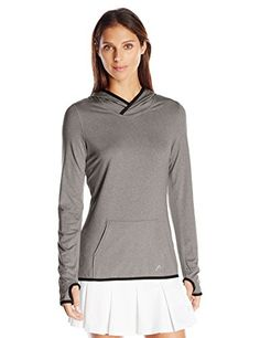 HEAD Women's Heather Half-Zip Hoodie ** More info could be found at the affiliate link Amazon.com on image.