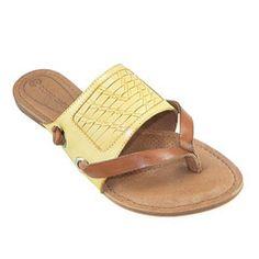 Corso Como Shade - Luggage & Yellow Leather