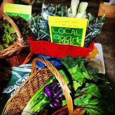 #KaliuaFarmersMarket #ShopLocal #Kailua #Food Great date with Leah