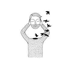 Fernando Cobelo 插画作品 - 插画艺术 - CNU视觉联盟