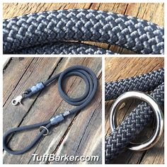 Midnight - Climbing Rope Dog Leash - Best Dog Leash