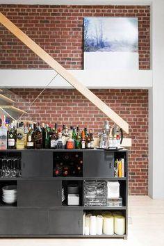 Bar Decor Inspiration | Domino