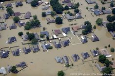 August 15, 2016. 10,000 Louisiana residents were staying in shelters Sunday night.