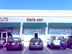 NAILS 2001 - BUFFALO GROVE, IL