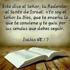 GOD - Isaias 48:17