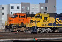 RailPictures.Net Photo: BNSF 2854 BNSF Railway EMD GP39-2 at Denver, Colorado by BUFFIE