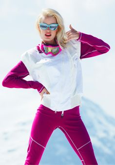 1980s ski fashion and styling ( VIP Fashion Australia www.vipfashionaustralia.com - international clothing store )