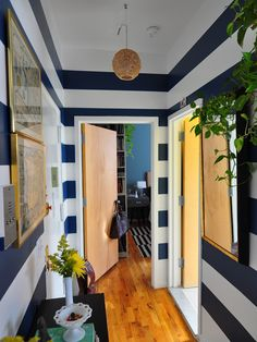 Navy. White Design, Pictures, Remodel, Decor and Ideas