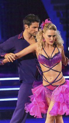 Fall 2013: Week 4 Dancing With The Stars Season 17 Peta and Brandt