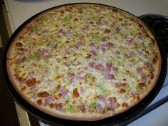 Best Thin Crust Pizza Dough Recipe