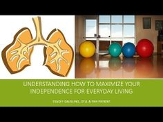 Stacey Moran Gausling, an occupational therapist and PAH patient based in California, discusses how to maximize living with PH. The webinar focuses on tips a. Pulmonary Hypertension, Occupational Therapist, Family History, Ph, Health, Youtube, Occupational Therapy, Health Care, Youtubers