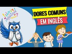 As dores mais comuns em inglês | Como dizer? - YouTube Ems, Fallout Vault, Youtube, Fictional Characters, Activities, Fantasy Characters, Emergency Medicine, Youtubers, Youtube Movies