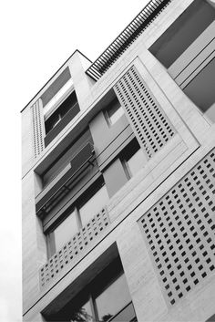 Gallery of Khazar Residential Building / S-A-L Design Studio - 7