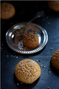 Sesame Cookies (in Italian)