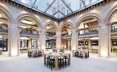 La espectacular Apple Store de Covent Garden en Londres   DolceCity.com