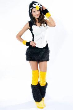 sexy penguin Costumes