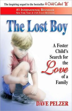 #2-The Lost Boy by Dave Pelzer This is so sad but compelling...you absolutely cannot put it down