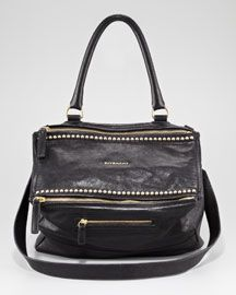 Givenchy Studded Pandora Shoulder Bag