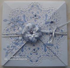pamscrafts: heartfelt creations decorative blossom corner