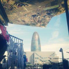 Encants Vells, second-hand market - Barcelona, Spain