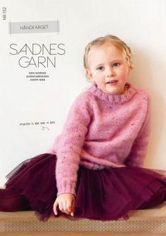 Hefter - Barn - Sandnes Garn Nostalgia, Tulle, Skirts, Fashion, Stapler, Threading, Moda, Fashion Styles, Skirt