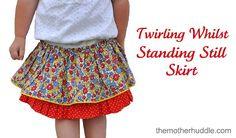 Cute twirly skirt