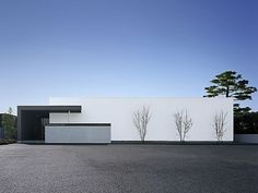 Fantastic Minimalist Modern House Designs Futurist - Modern Home Design Is Always Interesting To Observe The Unique Shape With Typical Futuristic And Minimalist Effect Making The Houses Have Become An Icon Of Pride For Homeowners A Small Land Is A Cha Minimal Architecture, Facade Architecture, Contemporary Architecture, Amazing Architecture, Contemporary Design, Facade Design, Exterior Design, Image Zen, Facade House