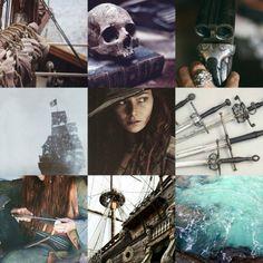 Aesthetics : Black Sails Anne Bonny