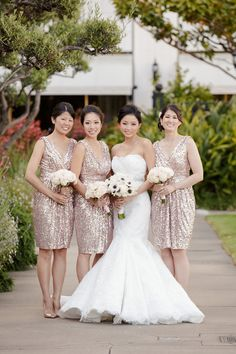 To see more gorgeous details about this San Francisco Wedding: http://www.modwedding.com/2014/11/04/prettiest-san-francisco-wedding-wayne-angela-photographers/ #wedding #weddings #bridesmaid_dress