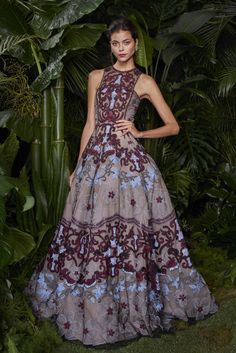 *Naeem Khan, Resort 2016 |