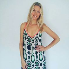 St Tropez Maxi Dress - @boho&arrow on Facebook to order