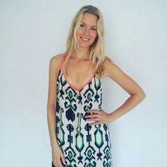 St Tropez Maxi Dress - @boho&arrow on Facebook to order