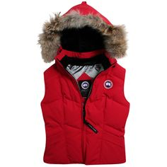 Canada Goose, Womens sporting Life Exclusive Icicle Vest - Spo