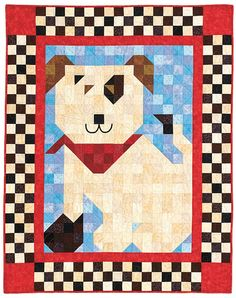 - Ruff Patch Pal Quilt Kit