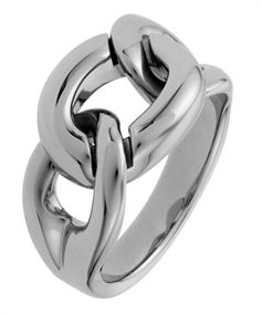 Anillo by Tommy Hilfiger - Mod: Kenyon Plateado 51 (16,2 mm)