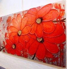 Large flower painting in Images search - Swisscows