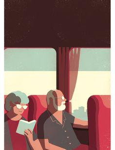 On the Bus/Davide Bonazz