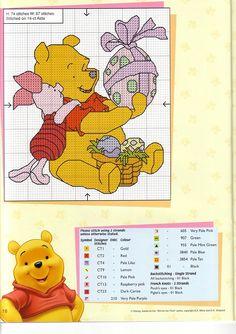 Schema punto croce Cartoline-winnie-2