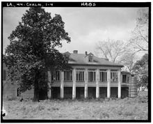 1937 Condition - Beauregard Plantation Old Mansions, Abandoned Mansions, Abandoned Houses, Abandoned Places, Old Houses, Greek Revival Architecture, Southern Architecture, Ancient Architecture, Abandoned Plantations