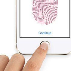 Apple brevetta un Touch ID con funzioni di trackpad