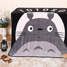 Cheap kids throws, Buy Quality blanket totoro directly from China totoro coral fleece blanket Suppliers: Note: before buy Pls do not imagine the goods' size. Pls check the size clearly. thanks   Size: 150cm x 120cm when we se