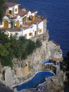 Seaside Villa - Furore, Amalfi Coast, Italy